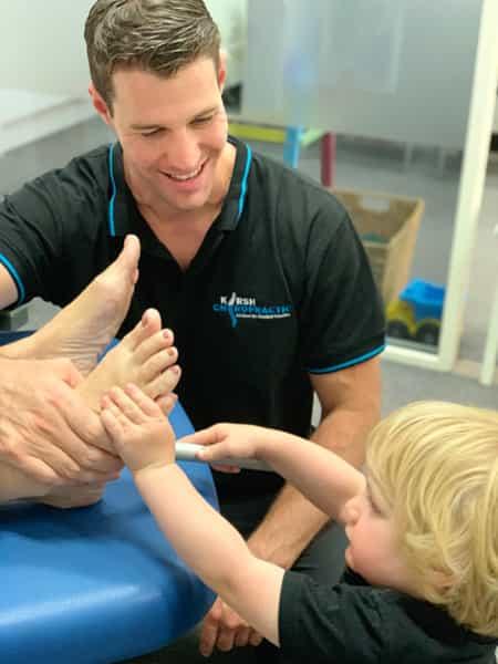 Dr Dimitrio Kirsh Blackburn Chiropractor